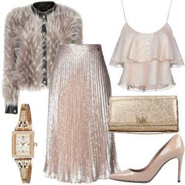 Outfit Potere al glamour
