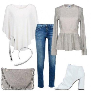 Outfit La mantella pass-par-tout