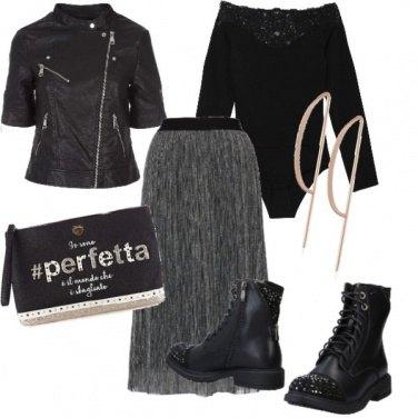 Outfit Io sono perfetta