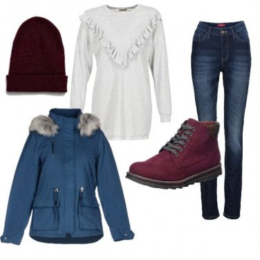 Outfit Basic #17330