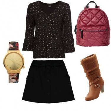 Outfit Rock #3593
