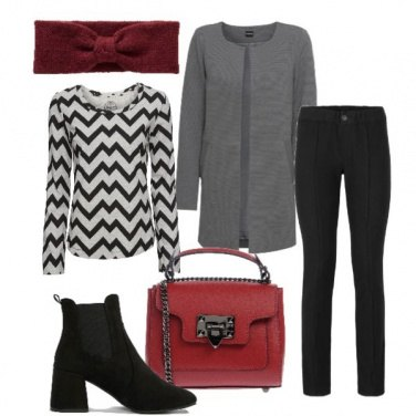 Outfit Fascia calda