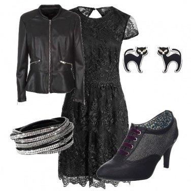 Outfit Streghetta urbana