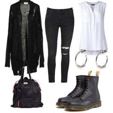 Outfit Urban #8506