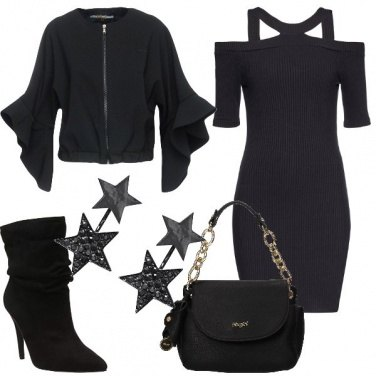 Outfit Colpa delle stelle