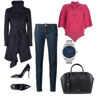 Outfit Blu Evreyday