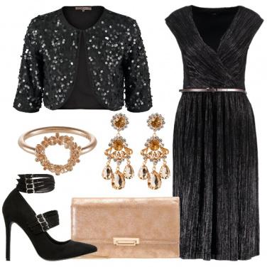 Outfit Festeggia con stile