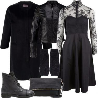 Outfit Abito elegante ad uso quotidiano
