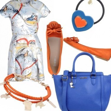 Outfit Venice in love