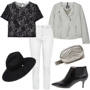 Outfit Bianco mon amour