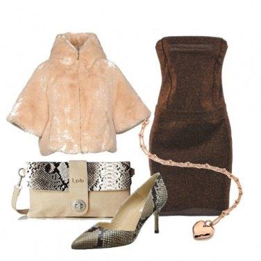 Outfit Ecofur e animalier