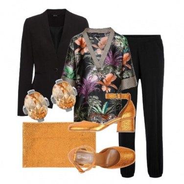 Outfit Spunti floreali