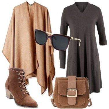 Outfit Basica con vestito