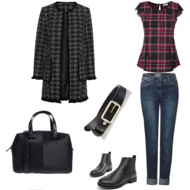 Outfit Urban #8521