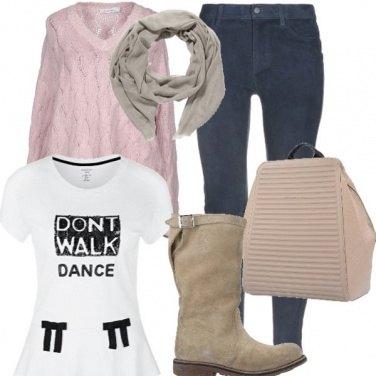 Outfit Una lunga passeggiata