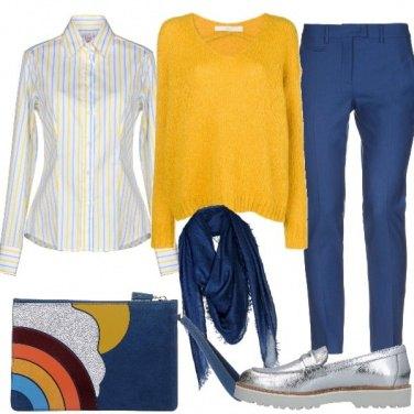 Outfit La pochette night & day