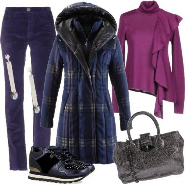 Outfit Per una giornata fredda