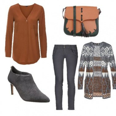 Outfit Basic #17431