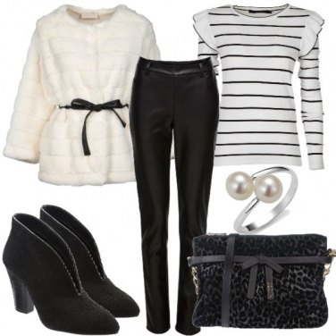Outfit Tanto chic