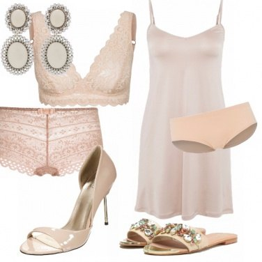 Outfit Intimo night and day