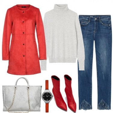 Outfit Orologio coordinato