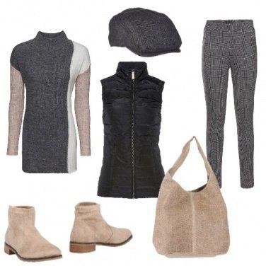Outfit A passeggio per Londra