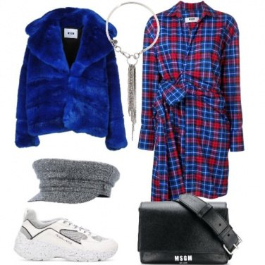 Outfit Electric Check