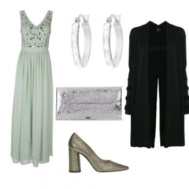 Outfit Elegant grey