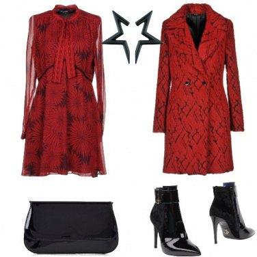 Outfit Elegante e grintosa