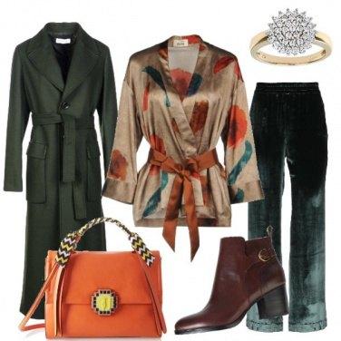 Outfit La blusa orientale