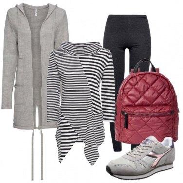 Outfit La tipa sportiva