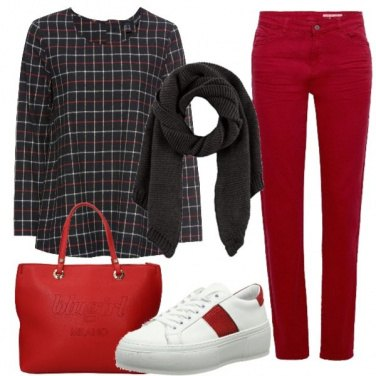 Outfit Curvy a passeggio