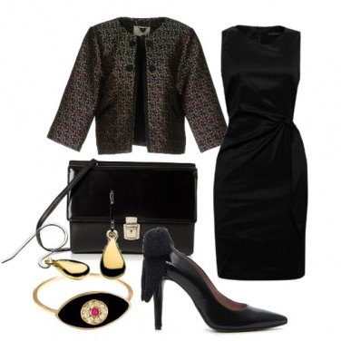 Outfit Cena elegante