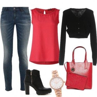 Outfit Pronta allo shopping