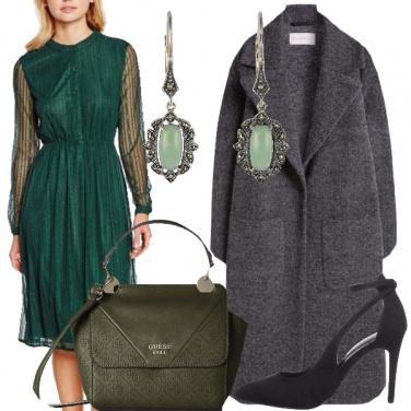 Outfit Per chi ama il verde