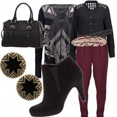 Outfit Un autunno alla moda
