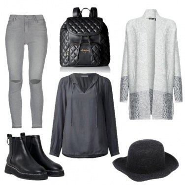 Outfit Urban #8556