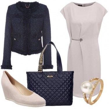 Outfit Bon ton perfetto