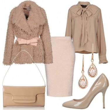 Outfit Fiocco protagonista