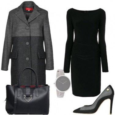 Outfit Semplice in ufficio