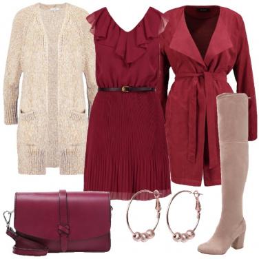 Outfit Frizzante plissè