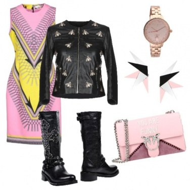 Outfit Rock #3622