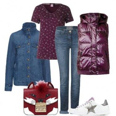 Outfit Giornata uggiosa