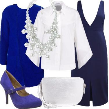 Outfit Sovrapposizioni con classe