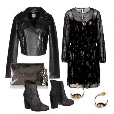 Outfit Sabato sera