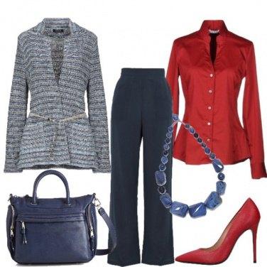 Outfit La manager in ufficio