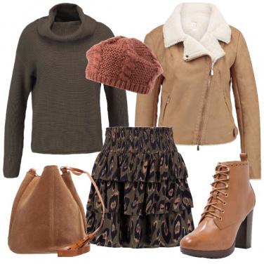 Outfit Deliziosamente comoda