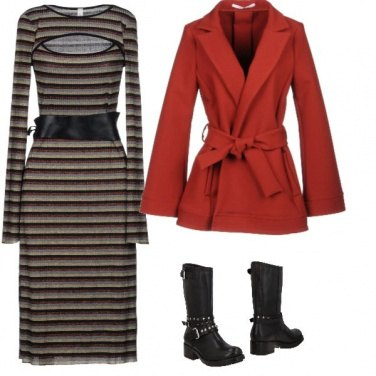 Outfit Anfibi love