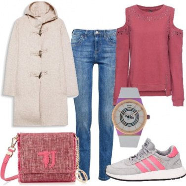 Outfit Relax nel week end
