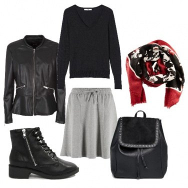 Outfit Urban #8601